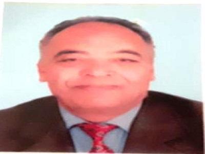 تغمد الله برحمته المصور الصحفي عمر ايت العكيدي.