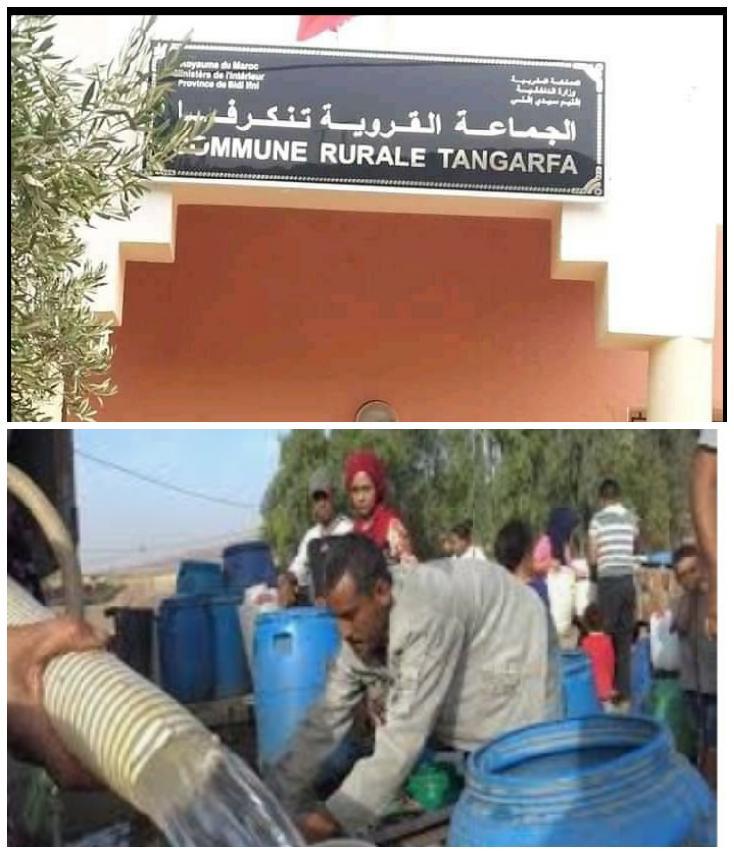 المواطن البعمراني بين مطرقة انعدام الماء الصالح للشرب وسندان تلاعب المسؤولين