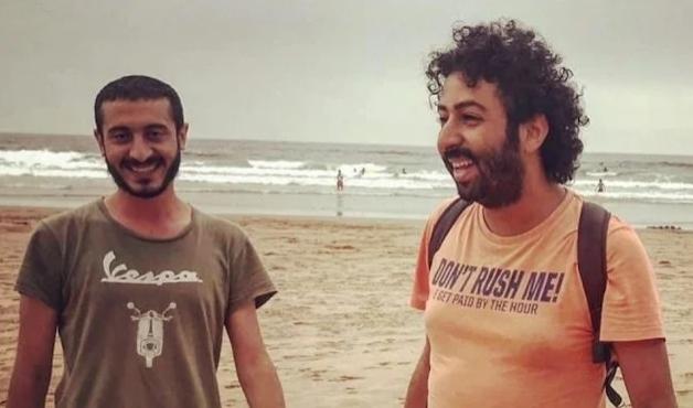 إطلاق سراح الزميلين عمر الراضي وعماد ستيتو ومتابعتهما في حالة سراح، إلى جانب مصور شوف تيفي