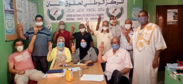 عصابة حمزة مون بيبي تستمر في حملاتها التشهيرية والمركز الوطني يؤكد مواصلة تبنيه لهذا الملف