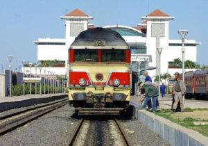 صرخة متقاعدي السكك الحديدية بالمملكة المغربية