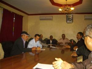 الدورة العادية للمجلس الجماعي للبريكيين: مناقشة مشروع الميزانية و المصادقة عليه بالاجماع