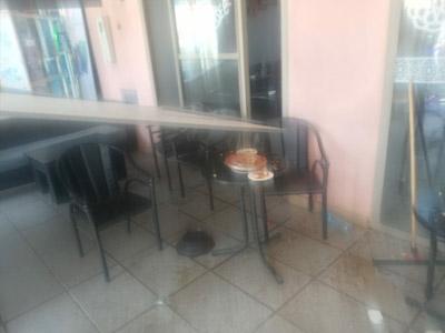 عملية إعادة هيكلة شارع محمد الخامس بابن جرير...انعدام المراقبة والتتبع....!