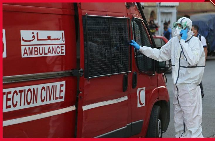 المغرب يسجل 42 وفاة جديدة بسبب كورونا ووزارة الصحة تدعو إلى عدم الخروج من المنازل !