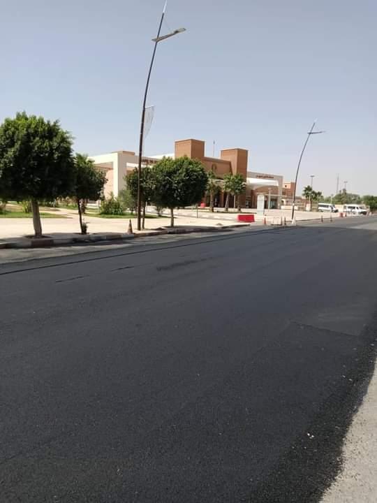 أزيد من 6 ملايين درهم لإعادة هيكلة وتقوية الشبكة الطرقية ببنجرير