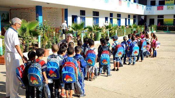 الدخول المدرسي بدون مدرسة، مجزرة نفسية للطفل!