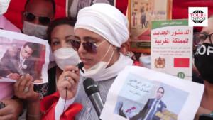 بيان تضامني مع منسقة الهيئة الديمقراطية المغربية لحقوق الإنسان بأوروبا والجالية المغربية بالخارج