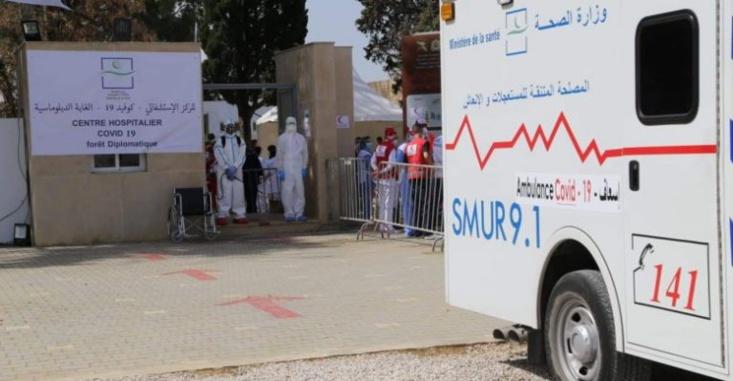تسجيل 2356 إصابة مؤكدة جديدة بكورونا و38 وفاة و1942 حالة شفاء خلال 24 ساعة الأخيرة ببلادنا