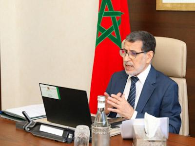 تقرير عن أشغال اجتماع مجلس الحكومة - 8 أكتوبر 2020
