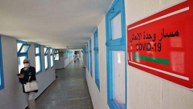 تسجيل 3185 اصابة جديدةبكوروناو1964 حالةشفاء و49 وفاة ببلادنا خلال 24ساعةالاخيرة وسجل من الاصابات الجديدة بالرحامنة 14 حالة.