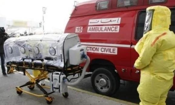 تسجيل 3387 إصابة جديدة بكورونا وتعافي 2497 مصاب و41 وفاة خلال 24 ساعة الأخيرة ببلادنا، سجل من الإصابات الجديدة بالرحامنة 3 إصابات