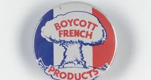 فرنسا تطالب الحكومات بوقف الدعوات لمقاطعة السلع الفرنسية