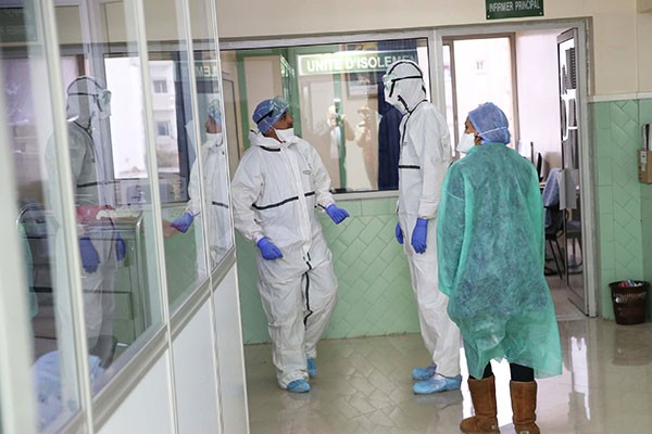 تسجيل 3790 إصابة جديدة بكورونا وتعافي 3350 و70 وفاة خلال 24 ساعة الأخيرة ببلادنا.....سجل منها بالرحامنة 4 حالات