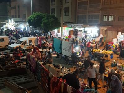 تخوف كبير من ان يتحول شارع الأمير مولاي عبد الله بابن جرير إلى بؤرة لفيروس كورونا