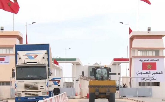 الجمعية المغربية للصحافة الجهوية تشيد بالتدخل المميز لأفراد القوات المسلحة الملكية بقيادة جلالة الملك بالكركرات