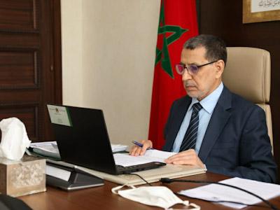 تقرير عن أشغال اجتماع مجلس الحكومة - الخميس 26 نونبر 2020