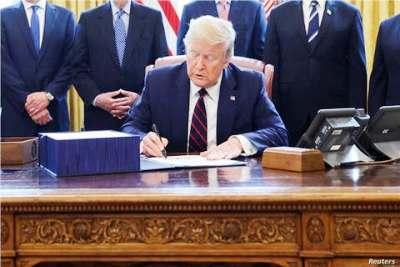 النص الكامل لإعلان الرئيس الأمريكي حول مغربية الصحراء