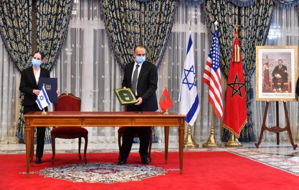 المملكة المغربية ودولة إسرائيل توقعان أربع اتفاقيات ...