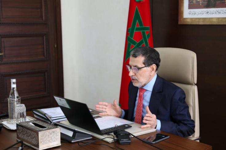 تقرير عن أشغال اجتماع مجلس الحكومة - الخميس 18 فبراير 2021