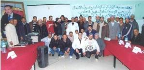 تهنـئـــة من رئيس جمعية الانوار الرحمانية الى سكان وحرفي و وتجار السمك بإقليم الرحامنة