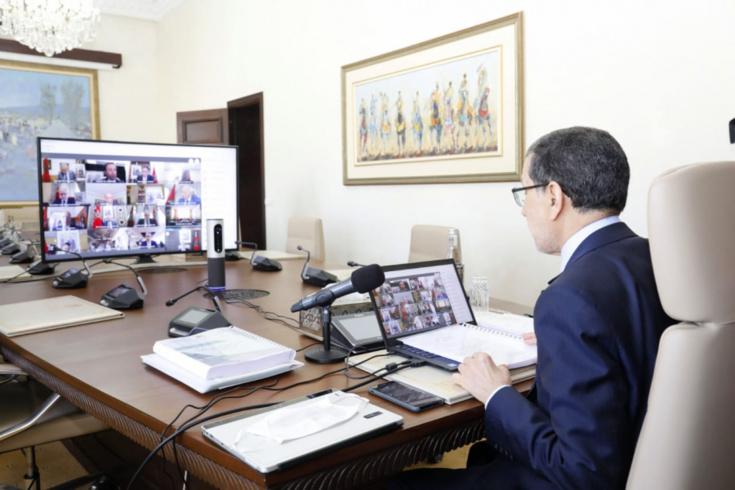 تقرير عن أشغال اجتماع مجلس الحكومة - الخميس 25 مارس 2021
