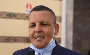 توشيح عبد العزيز السباعي رئيس كتابة الضبط بالمحكمة الابتدائية بمراكش بوسام الاستحقاق من الدرجة الممتازة