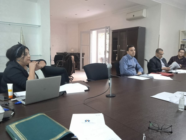 في إطار الإعداد لبرنامج عملها السنوي الجنة المكلفة برصد إنتهاكات حقوق الإنسان بجهة مراكش تعقد اجتماعها الثاني السنوي.