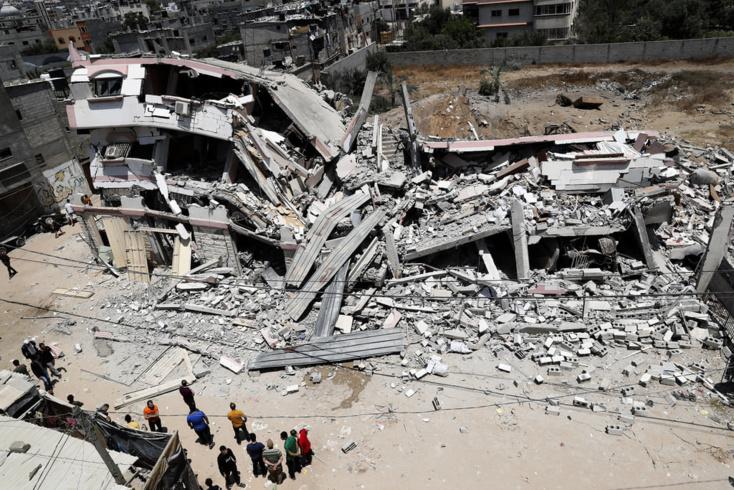 حقوقيون مغاربة: فلسطين منطقة منكوبة والإدارة الأمريكية تتحمل مسؤولية الحرب