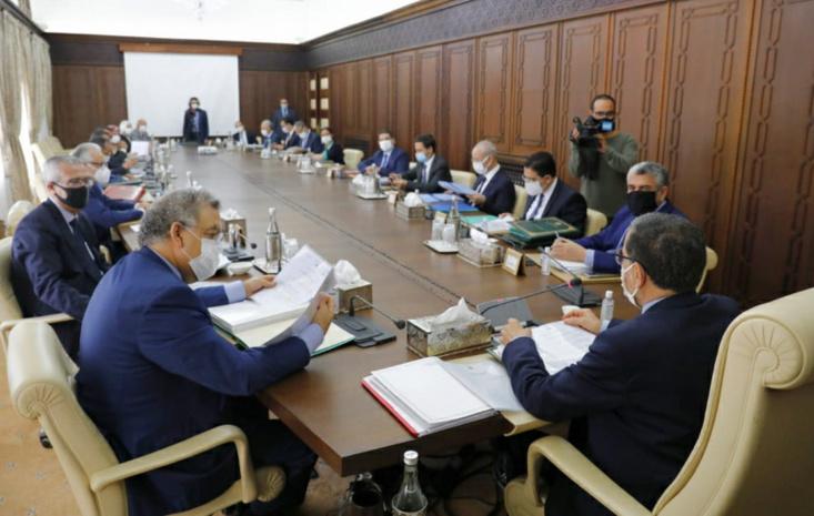 تقرير عن أشغال اجتماع مجلس الحكومة - الخميس 24 يونيو 2021