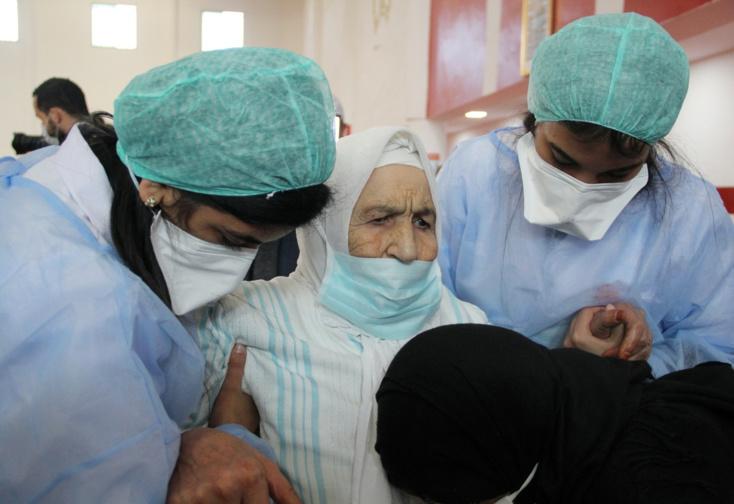 تسجيل 1057 إصابة جديدة بكورونا وتعافي 828 و9 وفيات خلال 24 ساعة الأخيرة ببلادنا....سجل منها بالرحامنة 3 إصابة