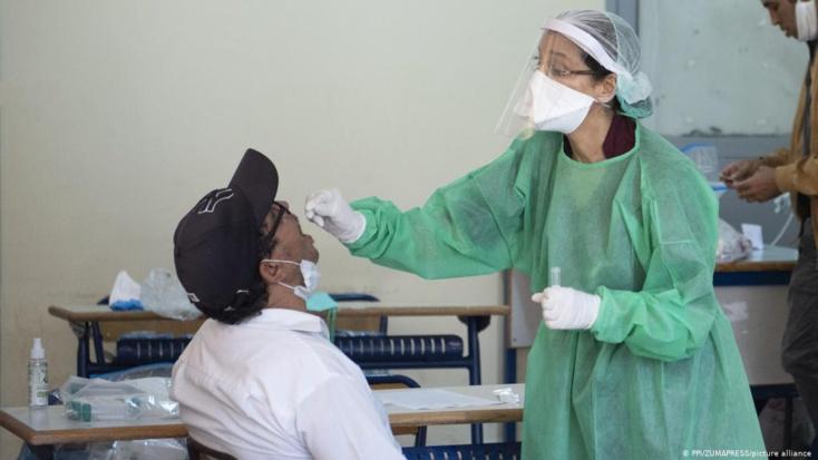 تسجيل 657 إصابة جديدة بكورونا وتعافي 460 و15 وفاة خلال 24 ساعة الأخيرة ببلادنا