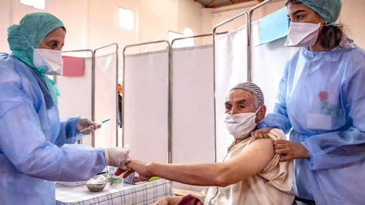تسجيل2257 إصابة جديدة بكورونا وتعافي 1088 مصاب و9 وفيات خلال 24 ساعة الأخيرة ببلادنا....سجل منها بالرحامنة 9 إصابة