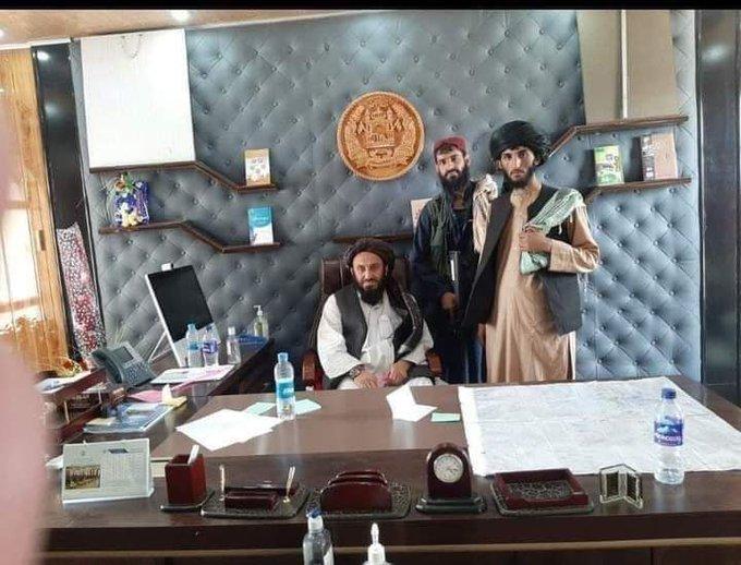 """""""طالبان"""" تدخل القصر الرئاسي في كابل"""