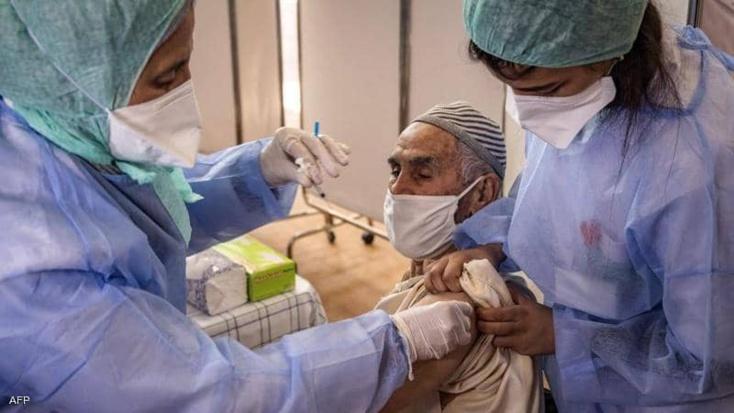 تسجيل 4661 إصابة جديدة بكورونا وتعافي 7641 مصاب و115 وفاة خلال 24 ساعة الأخيرة ببلادنا....سجل منها بالرحامنة 57 إصابة و2 وفاة