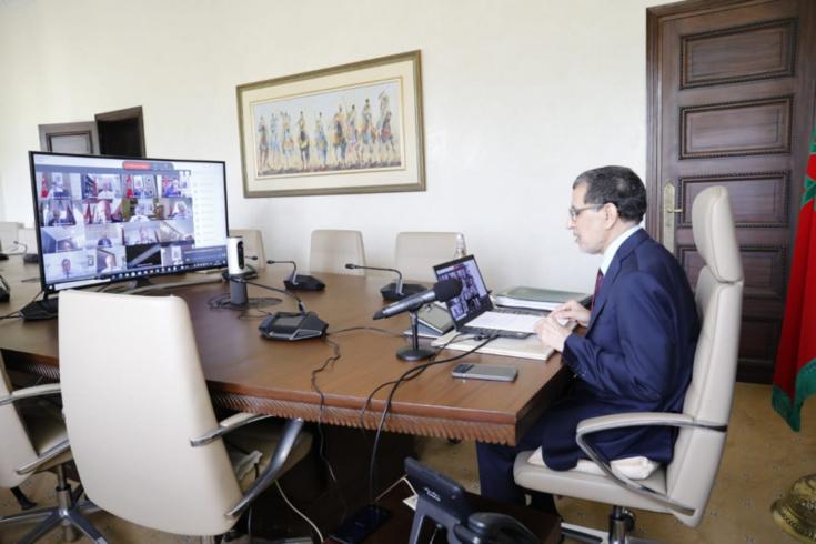 تقرير عن أشغال اجتماع مجلس الحكومة - الاثنين 23 غشت 2021