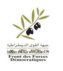 جبهة القوى الديمقراطية تنفي مشاركتها مع أي تحالف سياسي يقوده الأحرار بابن جرير