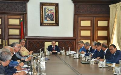 اجتماع مجلس الحكومة ليوم الخميس 03 غشت 2017