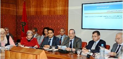 وزير الثقافة والاتصال يعرض بمجلس النواب المخطط التنفيذي الحكومي لقطاع الثقافة والاتصال 2017-2021