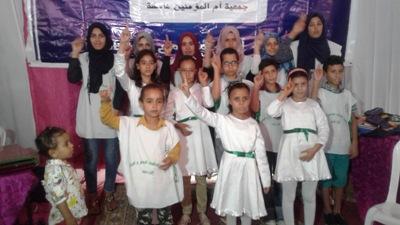 جمعية أم المؤمنين عائشة في التفاتة إنسانية اتجاه الأطفال الصم البكم بابن جرير.