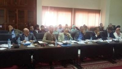 أعضاء من المعارضة بالمجلس الحضري بابن جرير يكشفون عن المستور بالدورة العادية لشهر أكتوبر.