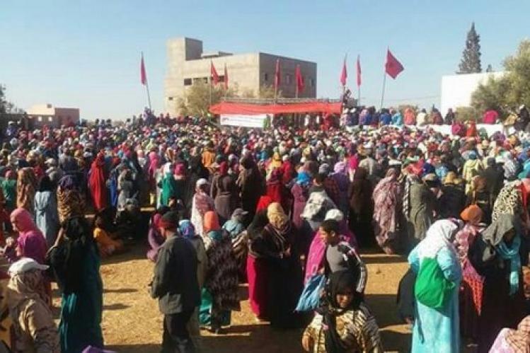 """ضحايا فاجعة التدافع بإقليم الصويرة .. الموت من أجل """"حفنة دقيق"""""""