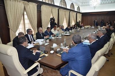 اجتماع مجلس الحكومة ليوم الخميس 7 دجنبر 2017
