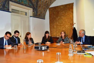 السيدة بوطالب في لشبونة، لبحث طرق التعاون واستكشاف الخبرات المبتكرة في المجال السياحي