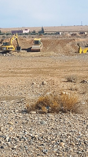 الأراضي السلالية بإقليم جرسيف القنبلة الموقوتة ... فوضى التطاول على ذوي الحقوق وغزو البناء العشوائي للمنطقة .