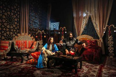 انطلاق مسلسل هارون الرشيد  في أبو ظبي