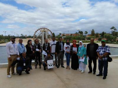 انتخاب الزميل ابريك عبودي عضوا بالمجلس الوطني للمركز الوطني لحقوق الانسان بالمغرب
