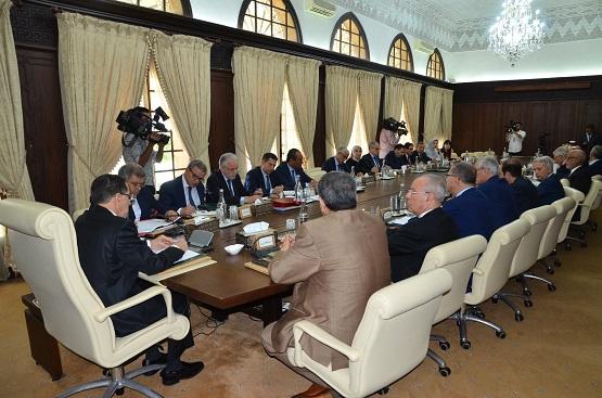 تقرير عن اجتماع مجلس الحكومة ليوم الخميس 05 يوليوز 2018