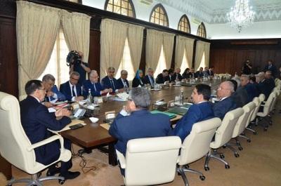 تقرير عن أشغال اجتماع مجلس الحكومة ليوم الخميس 30 غشت 2018