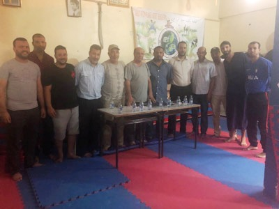 اتحاد الجمعيات الرياضية بابن جرير و اقليم الرحامنة ...بيان