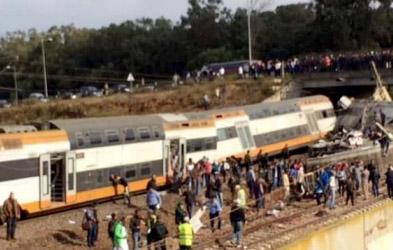 مكتب السكك الحديدية يوضح بخصوص حادث قطار بوقنادل